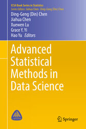 Advanced Statistical Methods in Data Science by Ding-Geng Chen