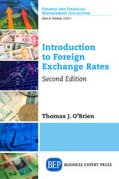 Introduction to Foreign Exchange Rates, Second Edition by Thomas J. O'Brien