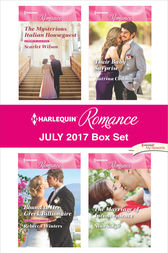 Harlequin Romance July 2017 Box Set by Scarlet Wilson