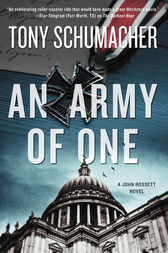 An Army of One by Tony Schumacher