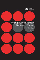 Writing Human Factors Research Papers by Don Harris