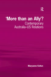 'More than an Ally'? by Maryanne Kelton