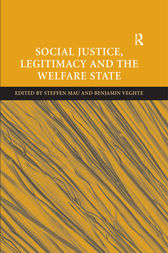 Social Justice, Legitimacy and the Welfare State by Benjamin Veghte