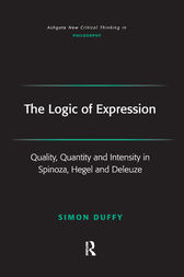 The Logic of Expression by Simon Duffy