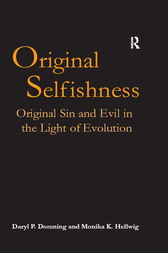 Original Selfishness by Daryl P. Domning