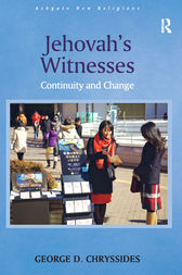Jehovah's Witnesses by George D. Chryssides