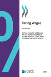 Taxing Wages 2015 by OECD Publishing
