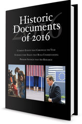 Historic Documents of 2016 by Heather Kerrigan