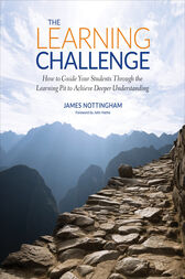 The Learning Challenge by James A. Nottingham