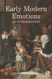 Early Modern Emotions by Susan Broomhall