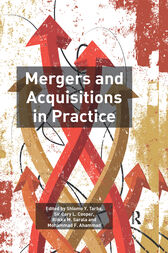 Mergers and Acquisitions in Practice by Shlomo Y. Tarba