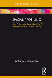 Racial Profiling by Anthony Vito