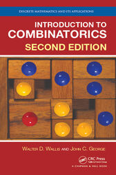 Introduction to Combinatorics, Second Edition by Walter D. Wallis
