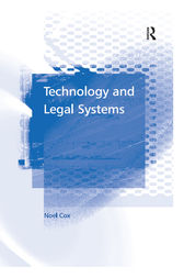 Technology and Legal Systems by Noel Cox