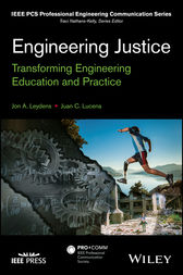 Engineering Justice by Jon A. Leydens