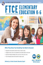 FTCE Elementary Education K-6 Book + Online by Rhonda Atkinson