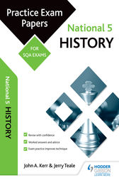 National 5 History: Practice Papers for SQA Exams by John Kerr