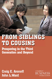 From Siblings to Cousins by C. Aronoff