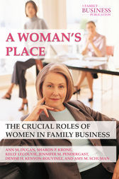 A Woman's Place by A. Dugan