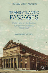 Trans-Atlantic Passages by J. Mitchell
