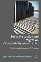 Migration and Social Protection by Rachel Sabates-Wheeler