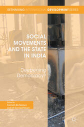 Social Movements and the State in India by Kenneth Bo Nielsen
