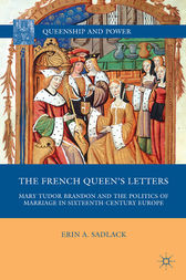 The French Queen's Letters by E. Sadlack