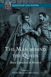 The Man behind the Queen by C. Beem