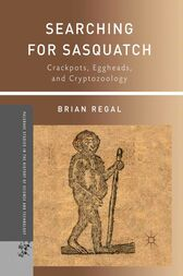 Searching for Sasquatch by B. Regal