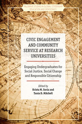 Civic Engagement and Community Service at Research Universities by Krista M. Soria