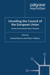 Unveiling the Council of the European Union by D. Naurin