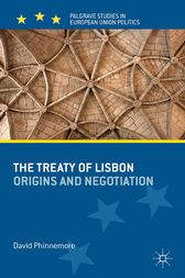 The Treaty of Lisbon by D. Phinnemore