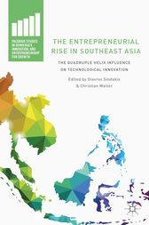 The Entrepreneurial Rise in Southeast Asia by Stavros Sindakis