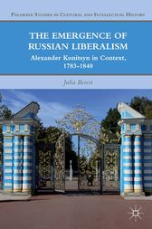 The Emergence of Russian Liberalism by J. Berest