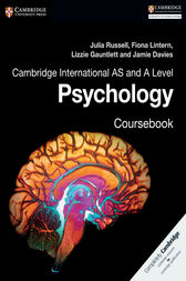 Cambridge International AS and A Level Psychology Coursebook Digital edition