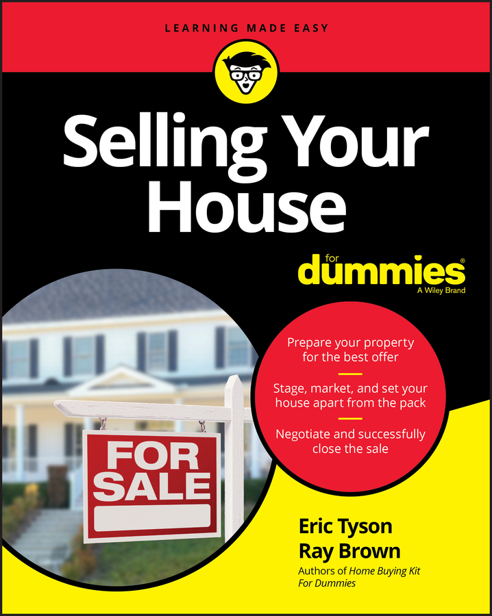 Download Ebook Selling Your House For Dummies by Eric Tyson Pdf