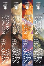The Complete Dragonships of Vindras Series by Margaret Weis