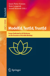 ModelEd, TestEd, TrustEd by Joost-Pieter Katoen