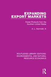 Expanding Export Markets by A. L. Hammett