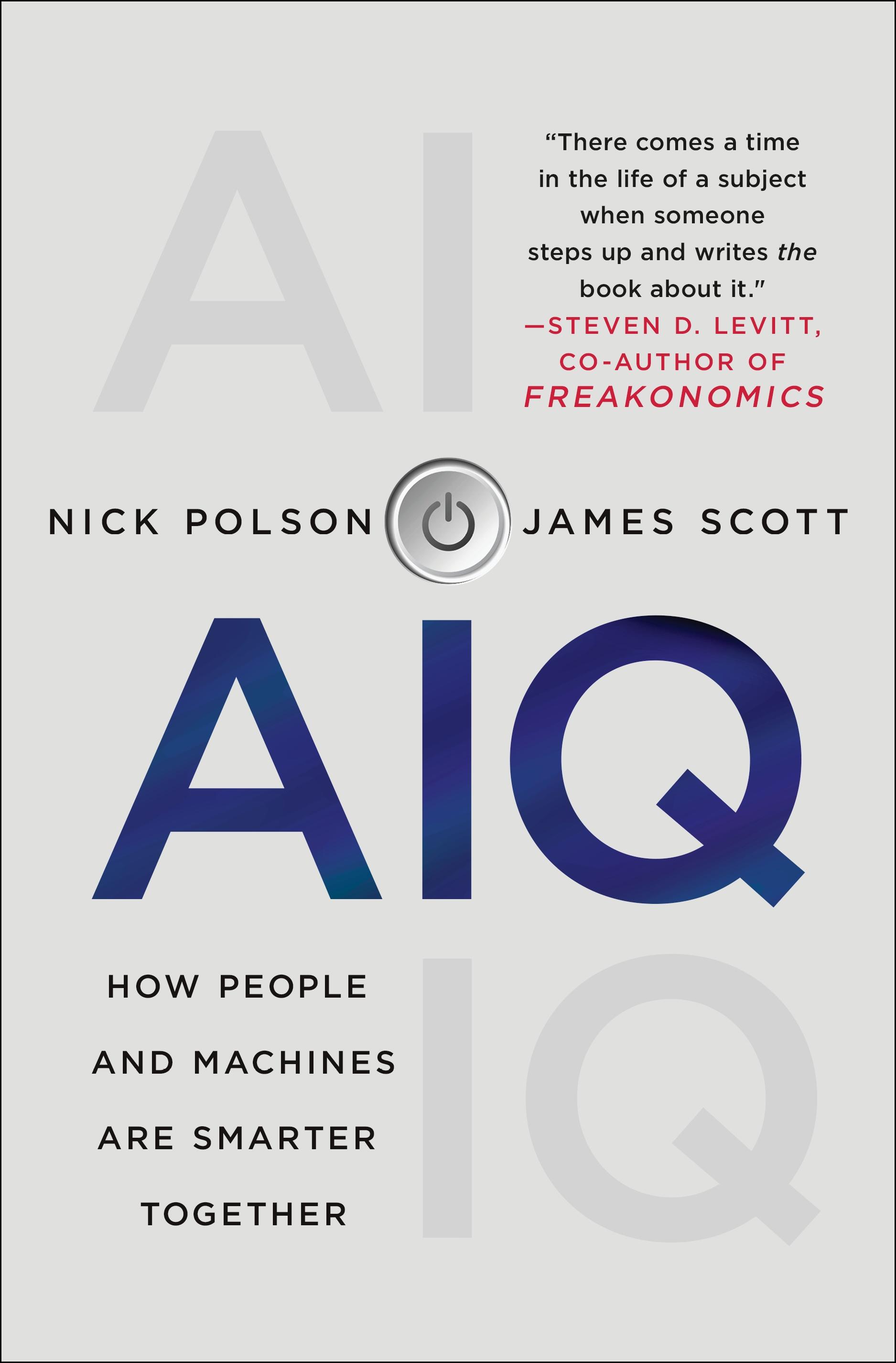 Download Ebook AIQ by Nick Polson Pdf