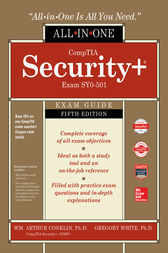 CompTIA Security+ All-in-One Exam Guide, Fifth Edition (Exam SY0-501) by Wm. Arthur Conklin