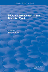 Microbial Metabolism In The Digestive Tract by M. J. Hill