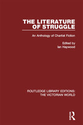 The Literature of Struggle by Ian Haywood