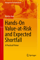 Hands-On Value-at-Risk and Expected Shortfall by Martin Auer
