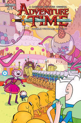 Adventure Time #73 by Kevin Cannon