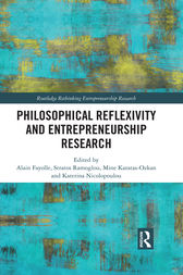 Philosophical Reflexivity and Entrepreneurship Research by Alain Fayolle