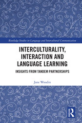 Interculturality, Interaction and Language Learning by Jane Woodin