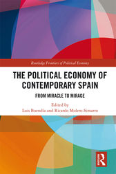 The Political Economy of Contemporary Spain by Luis Buendía