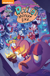 Rocko's Modern Life #3 by Ryan Ferrier