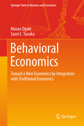 Behavioral Economics by Masao Ogaki